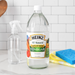 Vinegar: All-purpose cleaner